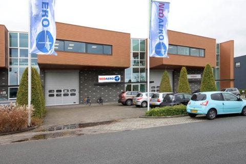 NEDAERO Alphen aan den Rijn office