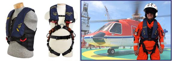 Constant wear life vests