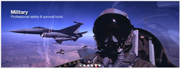 Military life saving equipment
