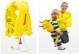 Safety and rescue vests