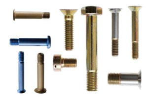 Bolts and screws