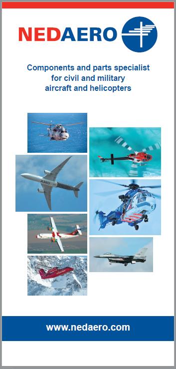 NEDAERO Company Brochure